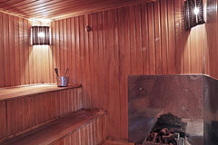 Sauna Stock Photos