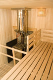 Sauna Foto de Stock Royalty Free