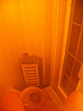Sauna Royalty Free Stock Photography