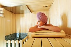 sauna Стоковые Фото