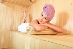 sauna Стоковая Фотография RF