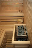 Sauna 2 Foto de Stock Royalty Free