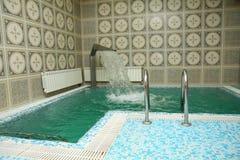 Sauna Royalty-vrije Stock Fotografie