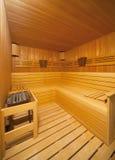 Sauna Stock Fotografie