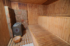 Sauna photos stock