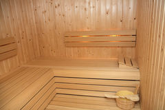 Sauna 3 Stock Photo