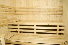 sauna Stock Photography