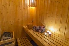 Sauna Obraz Royalty Free