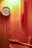 sauna Imagens de Stock Royalty Free