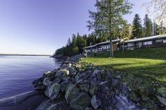 sauna Images stock