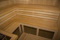 sauna Imagem de Stock