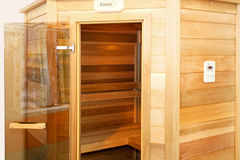 Free Sauna Royalty Free Stock Images - 5263979