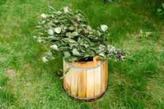 sauna Lizenzfreies Stockfoto
