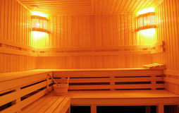 Free Sauna Royalty Free Stock Photos - 6444068