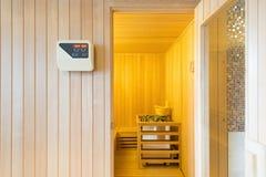sauna Стоковое фото RF