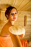 Sauna 7 Royalty Free Stock Photos