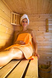 Sauna Royalty Free Stock Images