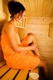 Sauna Stock Images