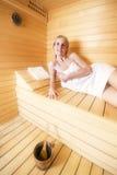 Sauna Stockbilder