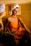 Sauna Стоковые Фотографии RF