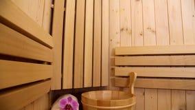 Sauna akcesoria zbiory wideo