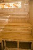 Sauna Stock Photo