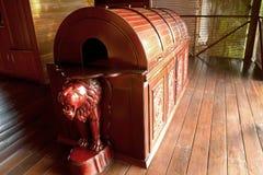 Sauna de Ayurveda Imágenes de archivo libres de regalías