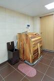 Sauna della STAZIONE TERMALE Fotografia Stock Libera da Diritti