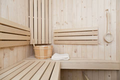 sauna finnish Obraz Stock