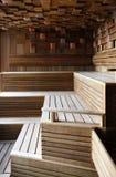 sauna finnish Obraz Royalty Free