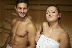 Sauna Stock Photos