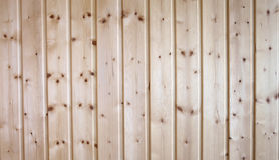 Sauna-Holz-Wand lizenzfreie stockfotos