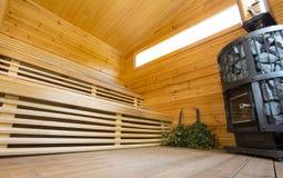 Sauna Royalty Free Stock Image