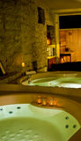 sauna jacuzzi Стоковые Изображения