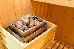 Sauna Royalty Free Stock Images