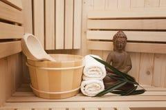 Sauna and spa Royalty Free Stock Photography