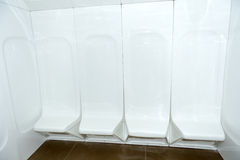 Sauna in SPA of modern luxury hotel Royalty Free Stock Photos