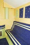 Sauna w ZDROJU przy ośrodek narciarski Obrazy Royalty Free