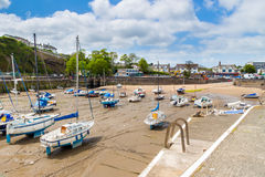 Saundersfoot Pembrokeshire Wales Royalty Free Stock Photo
