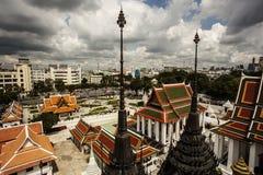 Saunters Бангкока Стоковая Фотография