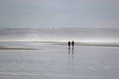 Saunton Sands beach Royalty Free Stock Photo
