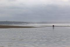 Saunton Sands beach, Devon Stock Images