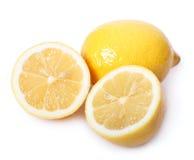Saure Zitrone Stockfotos