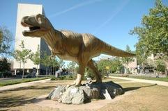 Saurus Rex di tiranno Immagine Stock