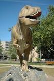 Saurus Rex di tiranno Fotografia Stock Libera da Diritti