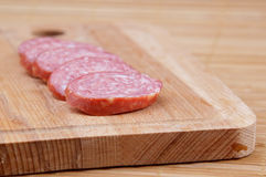 Sausage Royalty Free Stock Photos