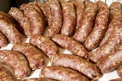 Sausage. Royalty Free Stock Photo