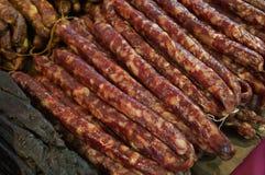 sausage Foto de Stock