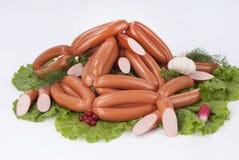 sausage Imagens de Stock Royalty Free