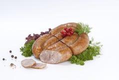 sausage Imagem de Stock